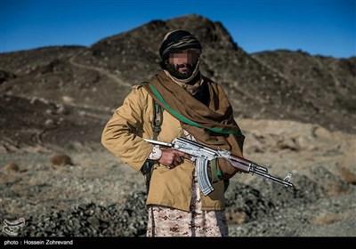 تکاوران نیروی زمینی سپاه