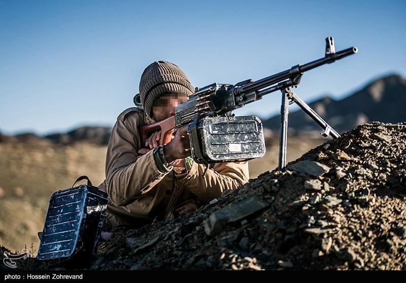 IRGC Smashes Terror Cell Southeast of Iran