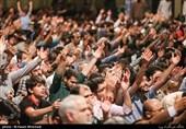 اولین شب قدر در مسجد ارک تهران به روایت تصویر + فیلم