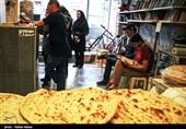 اردبیل| 45 واحد نانوایی سهمیهپز در ایام عید نوروز فعال هستند