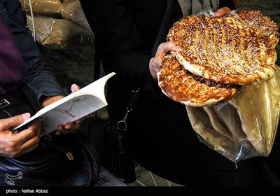 نانوایی فرهنگ در اراک