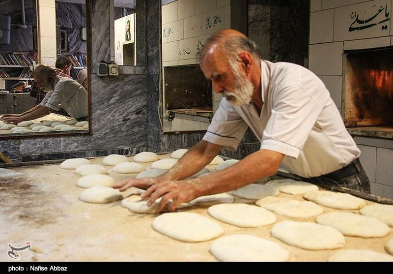 هدیه ویژه نانوایان ایرانی به همکار فرانسوی + عکس