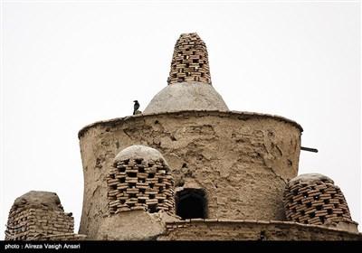 برج های کبوتر روستای گورت