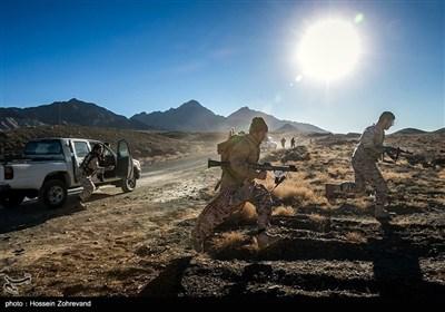 سپاہ پاسداران کے اسپیشل فورسز