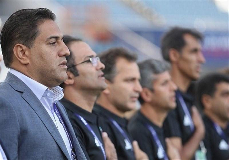 Amirhossein Peyrovani Officially Named Iran Olympic Coach