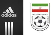 به بنبست خوردن حقوقدانهای فدراسیون فوتبال با مسئولان آدیداس برای عقد قرارداد