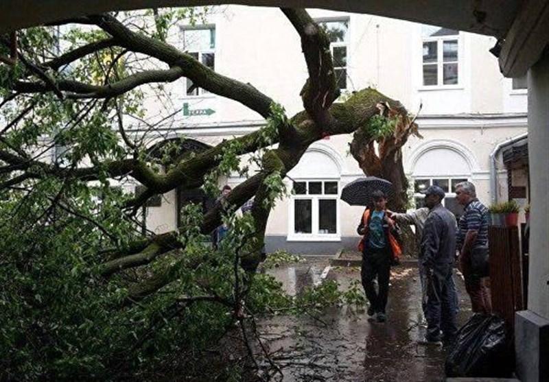 طوفان مسکو