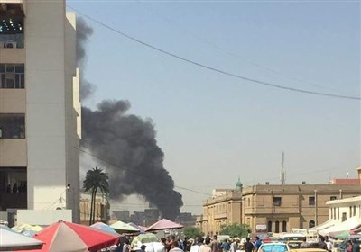 بغداد دھماکہ