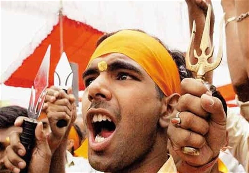 بھارت گردی؛ ریاست ہریانہ میں ہندوانتہا پسندوں کی مسلمانوں کو زندہ جلانے کی دھمکی