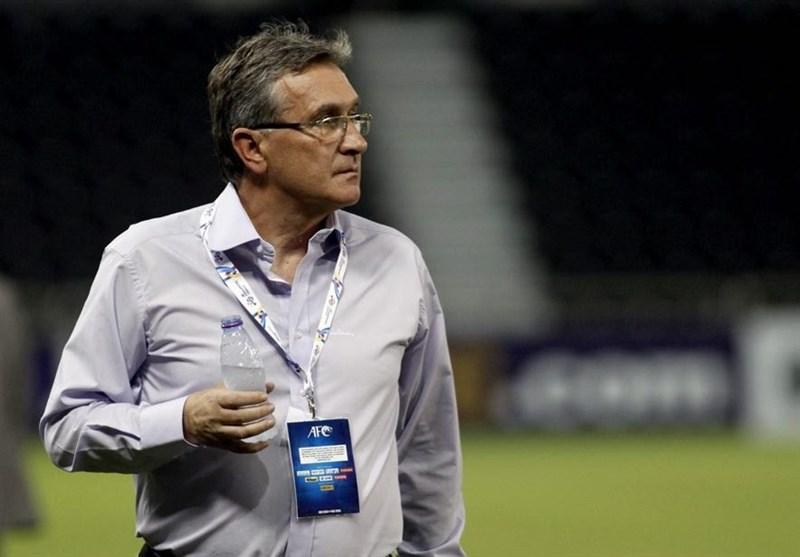 Persepolis Coach Ivankovic Blasts Referee Decisions