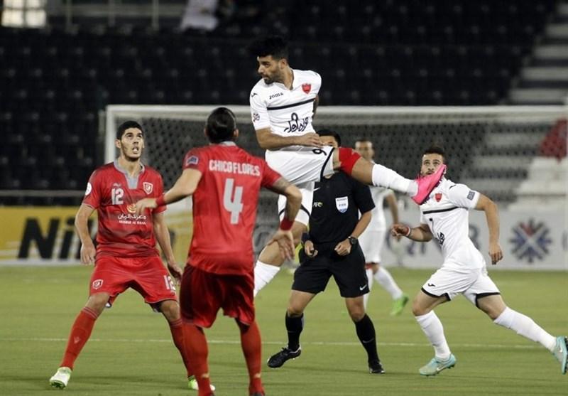 برسبولیس الایرانی یفوز على لخویا القطری بنتیجة 1-0