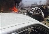 انفجار مهیب در منطقه دیپلماتنشین کابل با بیش از 300 کشته و زخمی+تصاویر