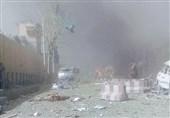 80 قتیلا ومئات الجرحى بانفجار سیارة فی المنطقة الدبلوماسیة فی کابول + صور