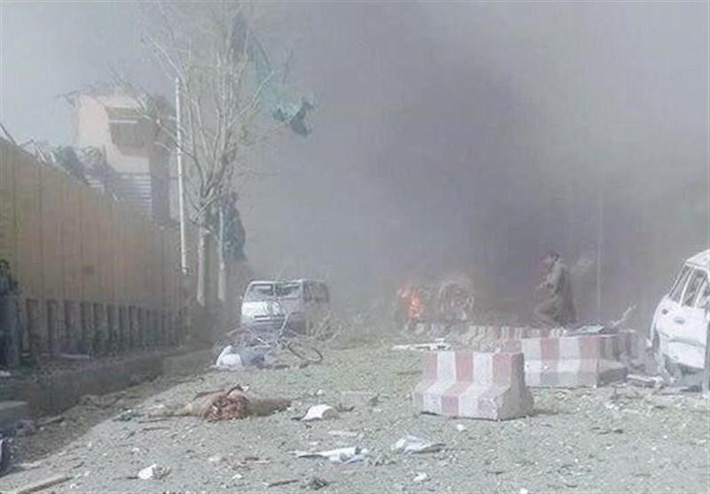 جزئیات حادثه تروریستی کابل و خسارات وارده به سفارت ایران+عکسونقشه