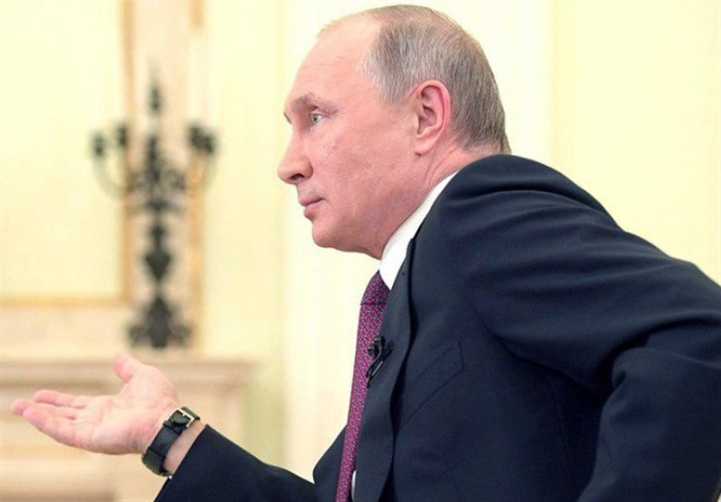 Putin Says He's Encouraged by Peace Process in Syria