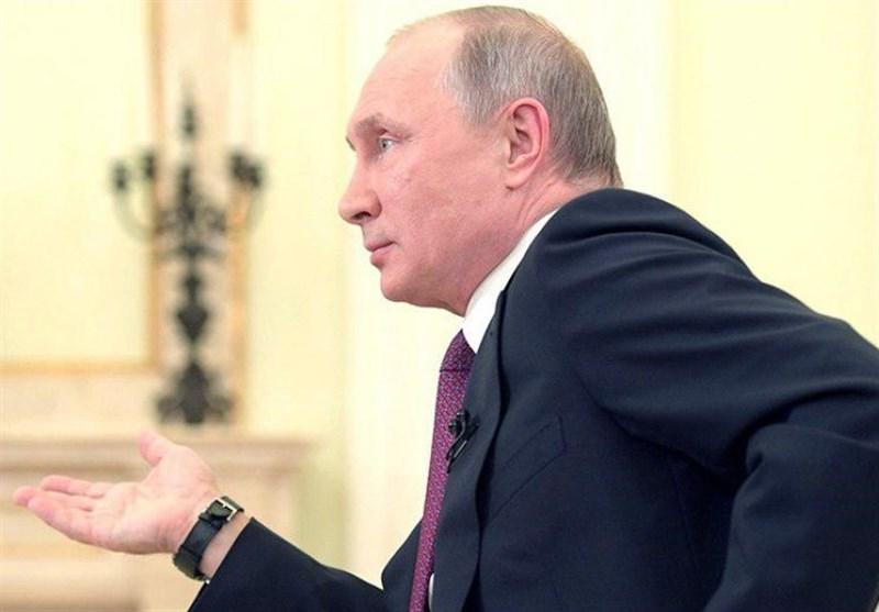پیوٹن: روس اور امریکہ کے درمیان مفاہمت کے بغیر شام بحران کا حل ناممکن