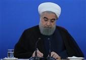روحانی: قوى الامن ستواصل جهودها لکشف کافة ابعاد الهجمات الارهابیة