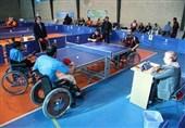 26 دی، آغاز رقابتهای تنیس روی معلولان باشگاههای کشور