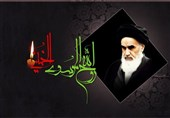 دعوت کانون دانشگاهیان از مردم برای شرکت در مراسم ارتحال امام خمینی(ره)