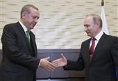 پوتین: نیروگاه اتمی ترکیه زودتر از موعد به بهرهبرداری میرسد
