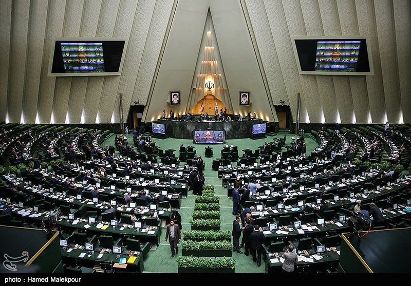 Iran's President Introduces Proposed Cabinet to Parliament