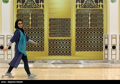 Inernational Holy Quran Exhibition Underway in Tehran