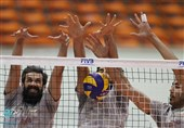 Iran Suffers Second Loss in Ljubljana Volleyball Challenge