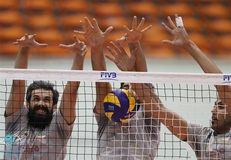 Iran Knows Rivals at Asian Volleyball Championship