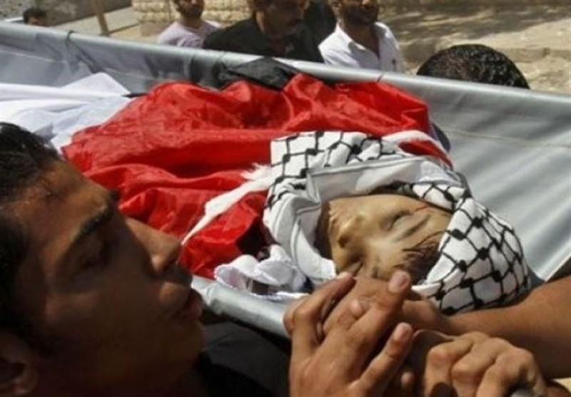 شهادت 3000 کودک فلسطینی توسط رژیم صهیونیستی از انتفاضه الاقصی تاکنون