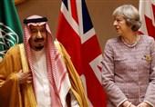 ایران؛ محور تماس ملک سلمان با نخست وزیر بریتانیا