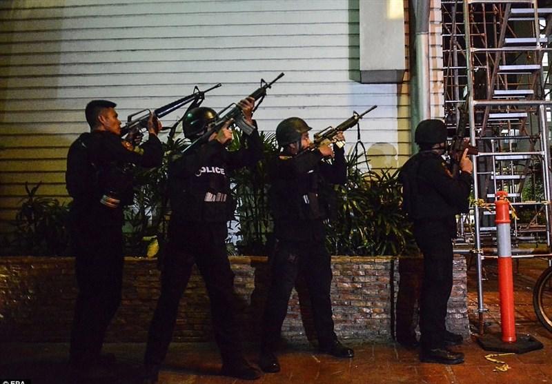 Dozens Dead after Gunman Storms Manila Casino