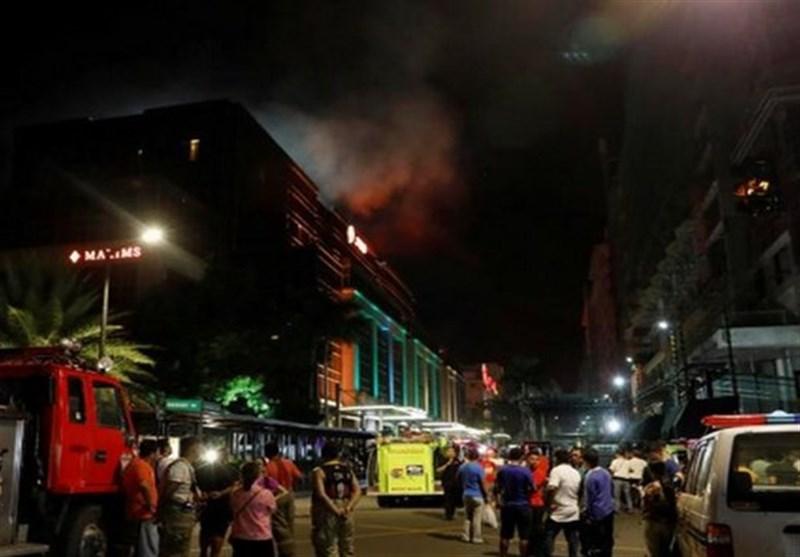 فلپائن؛ مسلح شخص کی فائرنگ سے 37 افراد ہلاک/ ویڈیو + تصاویر