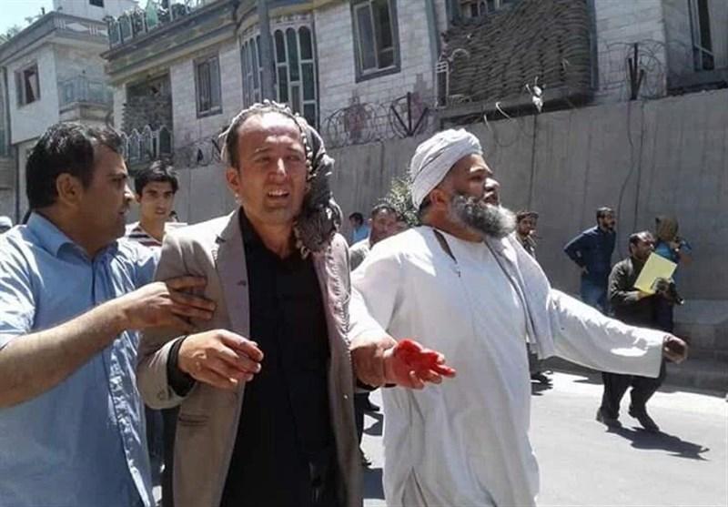 تظاهرات علیه ناامنی در کابل2