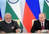 Putin, Modi Begin Talks in New Delhi