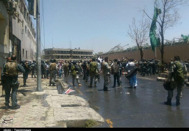 معترضان کابل 2
