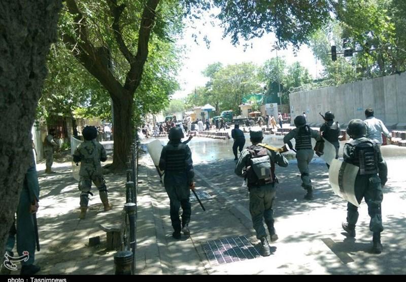 معترضان کابل 3