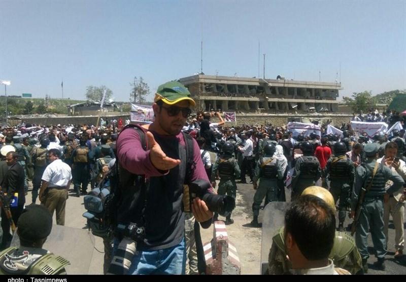 معترضان کابل 5
