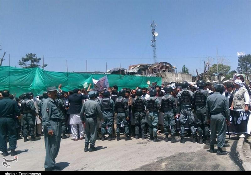 معترضان کابل 7