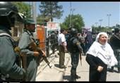 تیراندازی پلیس به معترضان کابل 2 کشته و 7 زخمی برجا گذاشت