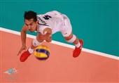 والیبال بالکان کاپ|پیروزی زراعت بانک با حضور قائمی + عکس