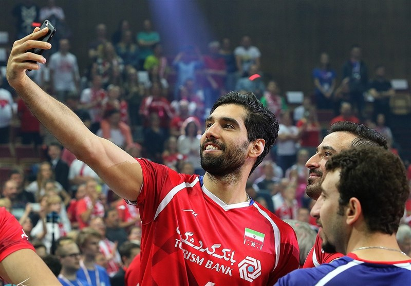 Iran Middle Blocker Mousavi Linked with Halkbank