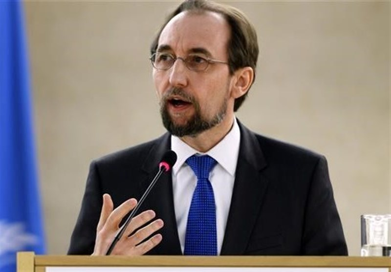 UN Rights Chief Seeks International Inquiry into Congo Massacres