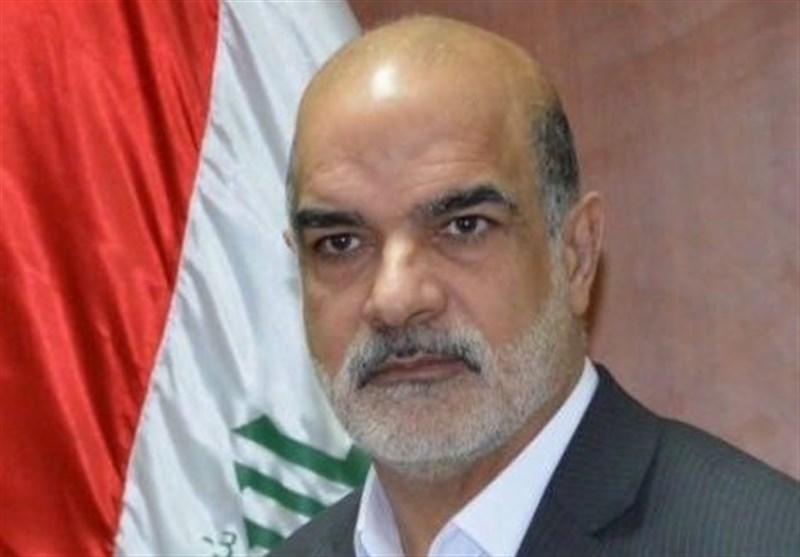 حامد الخضری عضو پارلمان عراق