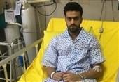 جراحی زانوی مصدوم بازیکن فولاد خوزستان
