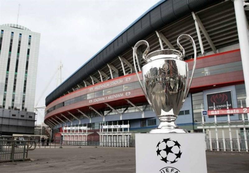 تاریخ برگزاری مراحل مختلف لیگ قهرمانان اروپا اعلام شد