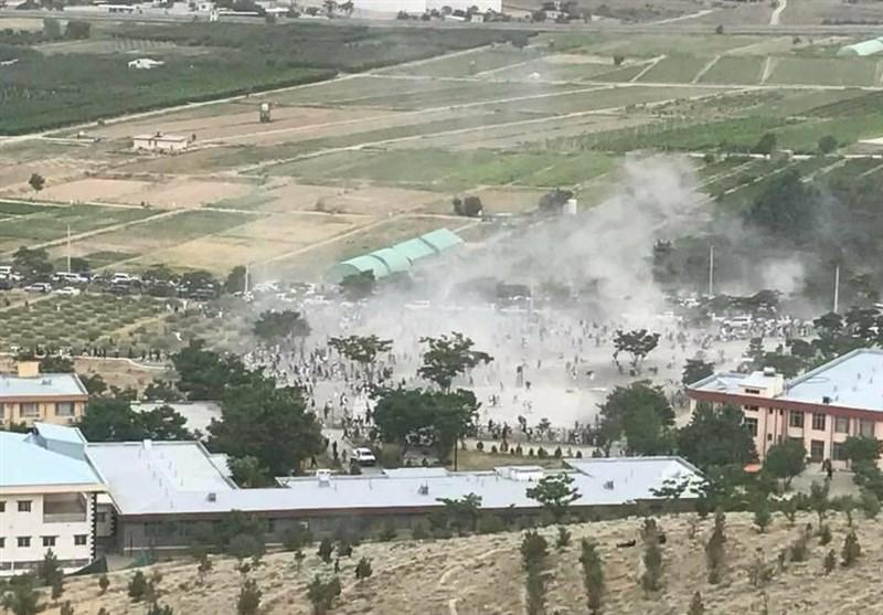 عبداللہ عبداللہ کی گاڑی کے قریب دھماکہ، 12 افراد جاں بحق اور 20 زخمی + تصاویر