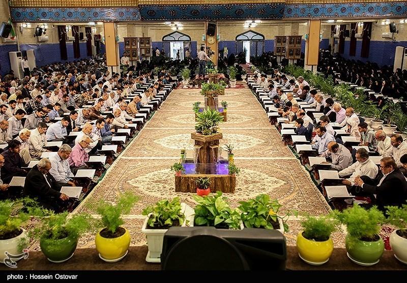 ترتیل خوانی در ماه مبارک رمضان - بوشهر