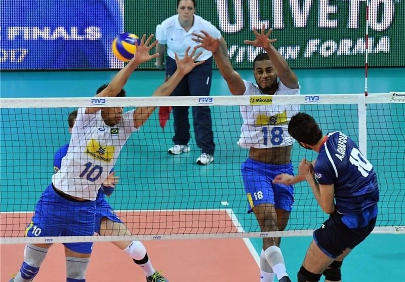 مسابقه ایران و برزیل