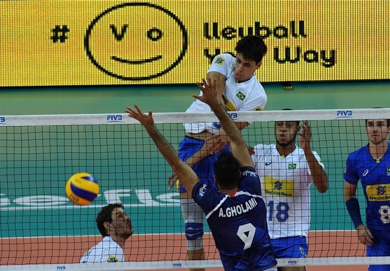 Iran Suffers Second Loss at FIVB Volleyball World League
