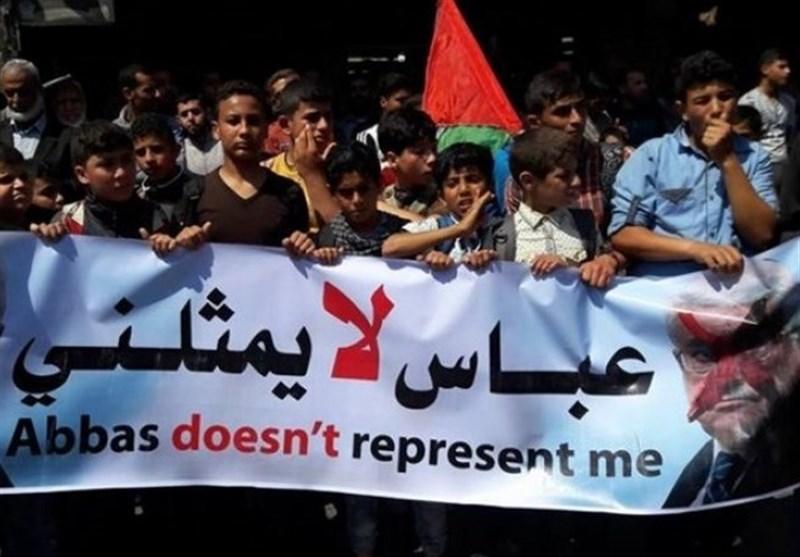 استطلاع: غالبیة فلسطینیة ترفض قرارات عباس ضد غزة